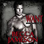Want: The Fight Club, Book 5 | Becca Jameson