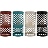 The Timeless Metal Candle Holder 4 Assorted