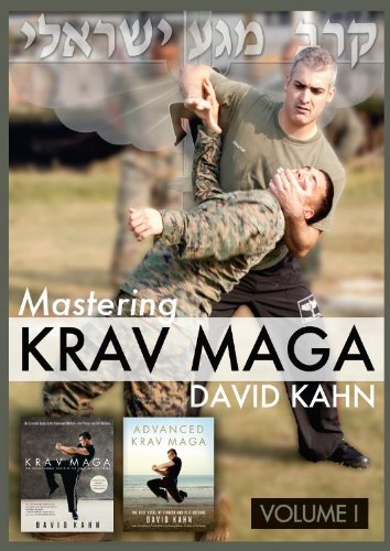 Mastering Krav Maga (Volume I) 6 DVD Set -- Self-Defense (Beginner to Advanced)