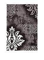 Special Carpets Alfombra Brillance / Fleuris (Gris)