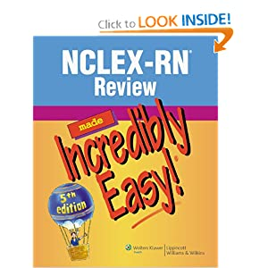 nclex rn review book 2013