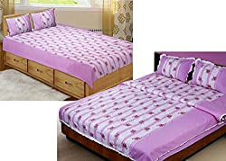 RISHABH Cotton Bedding Set