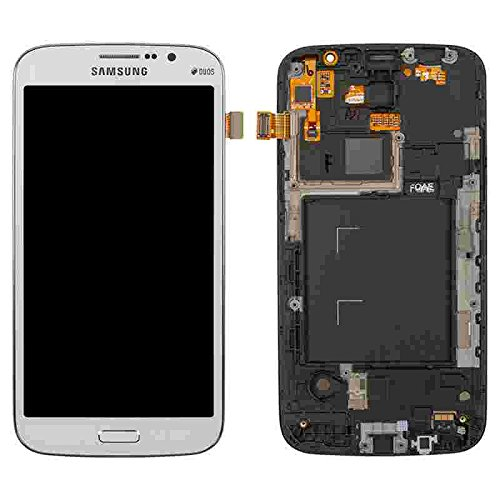 White Replacement For Samsung Galaxy Mega I9152 I9150 I9158 Lcd Digitizer Screen Display With Frame+ Tools