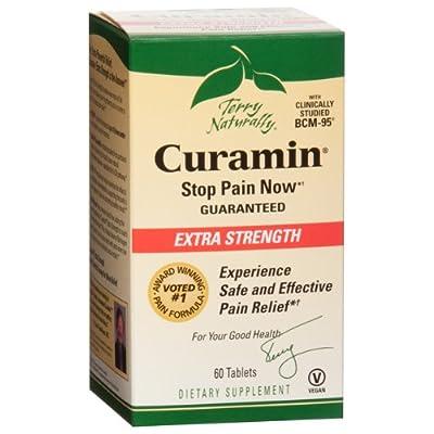 Terry Naturally - Curamin Stop Pain Now