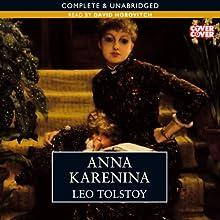 Anna Karenina (       UNABRIDGED) by Leo Tolstoy Narrated by David Horovitch