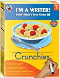 img - for I'm a Writer! (And I Didn't Even Know It), Grade 1: Crunchies book / textbook / text book