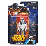 Captain Rex Star Wars Saga Legends SL10 Action Figure
