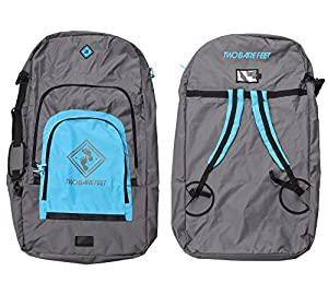 TBF Deluxe Triple Bodyboard Carry Bag (Blue)