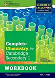 Complete Chemistry for Cambridge Secondary 1 Workbook: For Cambridge Checkpoint and beyond