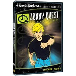Jonny Quest The Real Adventures Season One Volume Two
