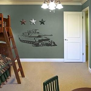 Military Tank Shadow