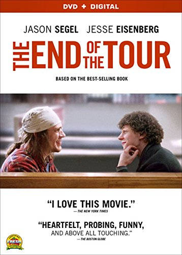 The End of the Tour [DVD + Digital]