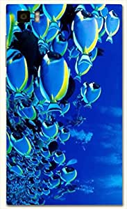 Wonderful multicolor printed protective REBEL mobile back cover for Xiaomi Mi 3 D.No.N-L-13571-XM3