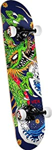 Powell-Peralta Cab Ink II Complete Skateboard by Skate One Corp.