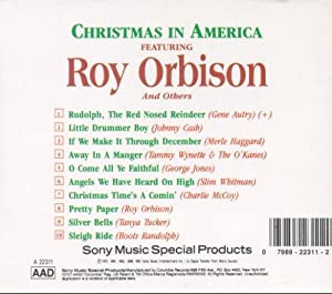 roy orbison christmas songs