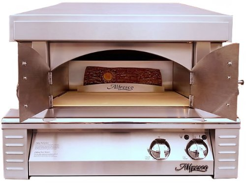 Alfresco Alfesco Commercial Grade Gas Pizza Plus AlfPza, Natural Gas