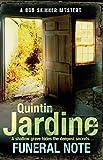 Quintin Jardine Funeral Note (Bob Skinner Mysteries)