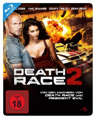 Death Race 2 - Steelbook [Blu-ray] [Limited Edition]