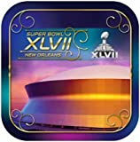 Super Bowl XLVII Shaped Dessert Plates スーパーボウルXLVII形デザートプレート♪ハロウィン♪クリスマス♪