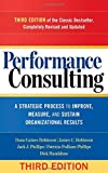 img - for Performance Consulting: A Strategic Process to Improve, Measure, and Sustain Organizational Results book / textbook / text book