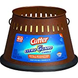 Cutter HG-95784 CitroGuard 20-Ounce Insect Repellent Triple Wick Candle, Case Pack of 1