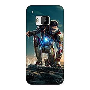 Premier Preparation Back Case Cover for HTC One M9