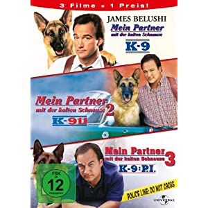Mein Partner mit der kalten Schnauze 1-3 [3 DVDs]