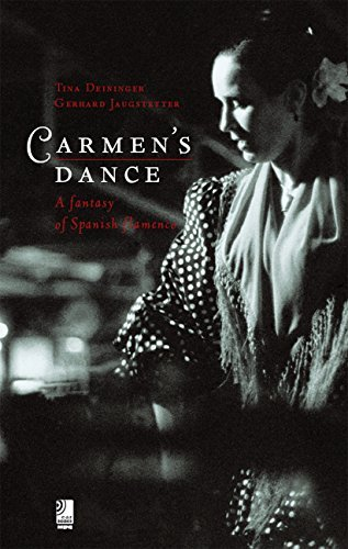 Carmen's Dance: A Fantasy of Spanish Flamenco (Ear Books Mini) by Tina Deininger (Import, 30 Mar 2006) Hardcover