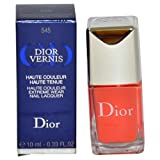 Dior Vernis Haute Couleur Extreme Wear Nail Lacquer Psychedelic Orange 10ml