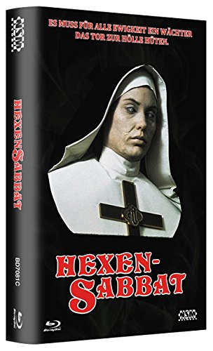 Hexensabbat (Blu-Ray) große Hartbox Cover C - Limited 111 Edition