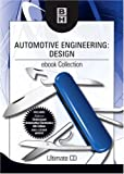 img - for Automotive Engineering: Design ebook Collection: Ultimate CD book / textbook / text book