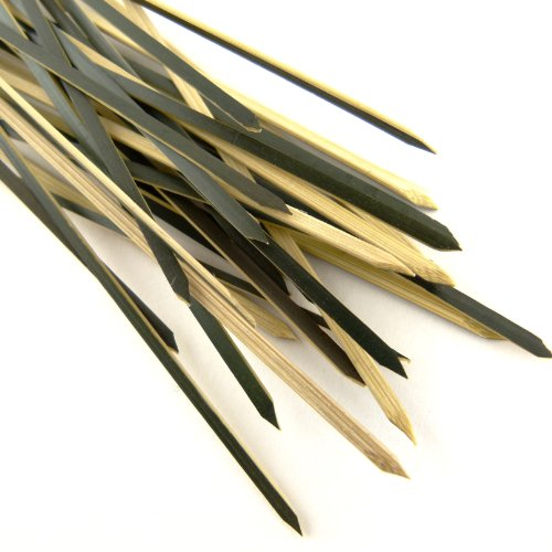ThinkBamboo: Bamboo Knot Pick Black 4.7 100 Big Discount