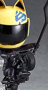 ねんどろいど デュラララ!!×2 セルティ・ストゥルルソン ノンスケール ABS&ATBC-PVC製 塗装済み可動フィギュア