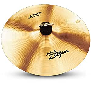 zildjian a series 12 splash cymbal musical instruments. Black Bedroom Furniture Sets. Home Design Ideas