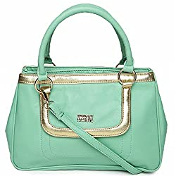 Peperone Women's Handbag (Mint)