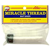 Atlas Mike's Miracle Thread Bait Saver, White