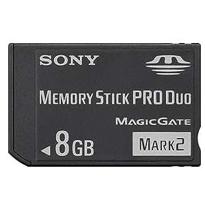 Sony MSMT8G Memory Stick Pro Duo 8GB