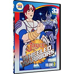 Jayce & The Wheeled Warriors - Volume 2 - 33 Episode Set