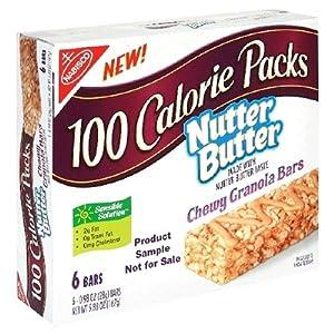 100 calorie bars