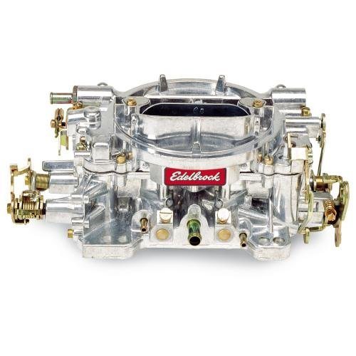 Edelbrock 1407 Performer 750 CFM Square Bore 4-Barrel Air Valve Secondary Manual Choke New Carburetor by Edelbrock (Edelbrock 1407 Carburetor compare prices)