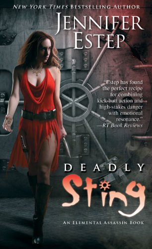 Deadly Sting (Elemental Assassin) by Jennifer Estep