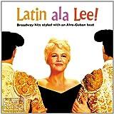 echange, troc Peggy Lee - Latin A La Lee