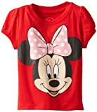 Minnie Mouse Baby-Girls Infant Disney Headshot Tee