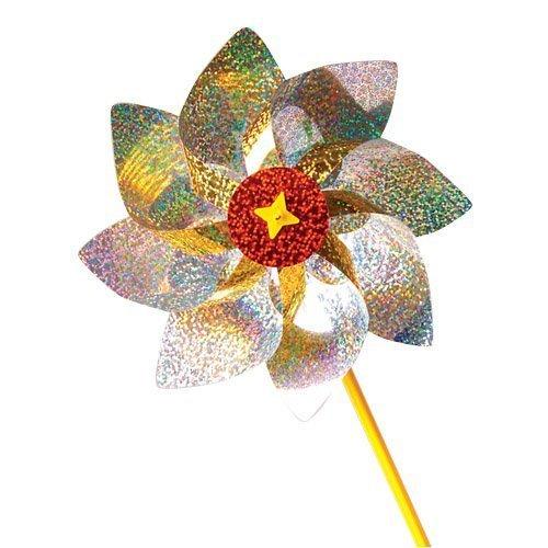 Jumbo Mylar Pinwheels