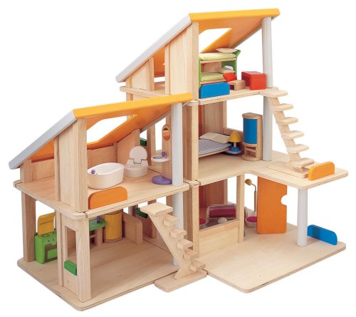 FREE HOME PLANS - WOOD DOLL HOUSE PLANS