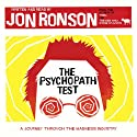 The Psychopath Test | Livre audio Auteur(s) : Jon Ronson Narrateur(s) : Jon Ronson