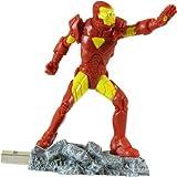 Dane Electronics Iron Man 4 GB Flash Drive - MR-Z04GIM-C