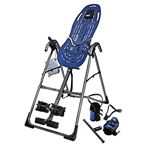Teeter EP-560™ Sport Edition Inversion Table with Gravity Boots and Back Pain Relief DVD