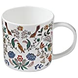 Arts and Crafts Bone China Mug