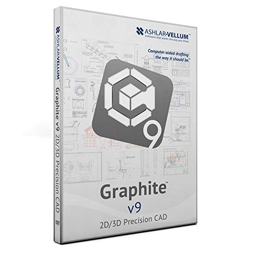 Graphite™ V9 2D/3D Cad